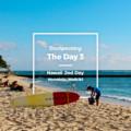 ハワイ2日目はワイキキビーチでサーフィンするも。。(3日目)