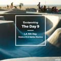ロサンゼルスはベニスビーチ・サンタモニカ観光で初めてのトラブル!(9日目)
