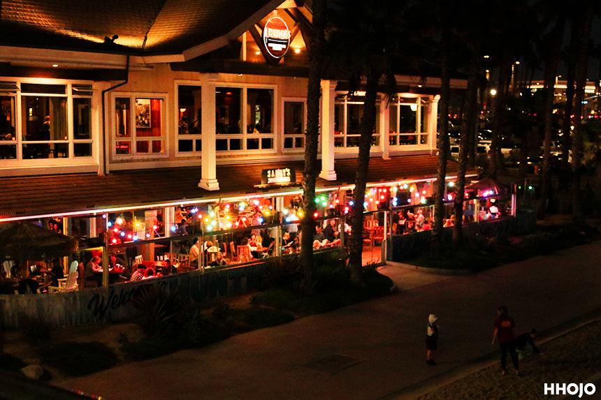 ハンティントンビーチのレストラン画像