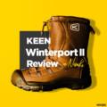 キーンのウィンターポート2を厳冬期のニセコでレビュー!
